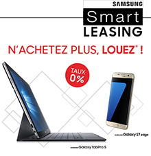 IT partners : Offre Smart Leasing