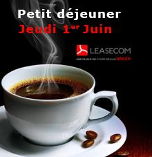 TECH'IN/LEASECOM - Petit déjeuner SaaS