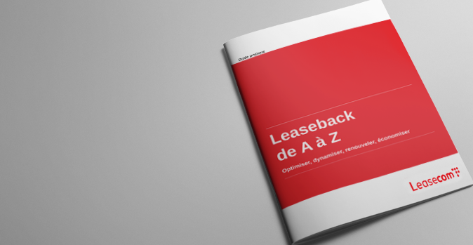 Visuel Ebook Client - Le leaseback locatif