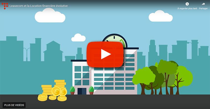 visuel vidéo Location financière