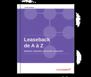 Couverture Guide pratique Partenaire Leaseback