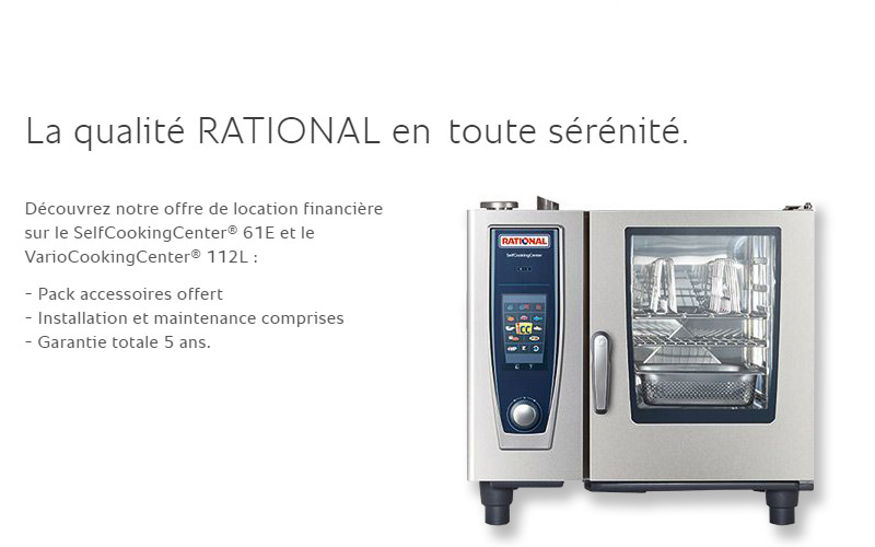 Offre Rational