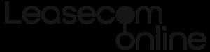 Logo Leasecom Online noir