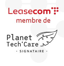 Leasecom membre de Planet Tech'Care